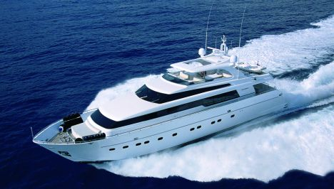 purchase of a mega yacht