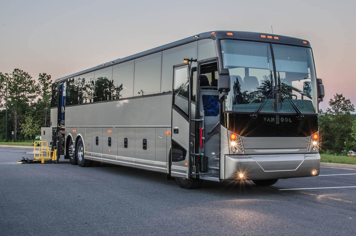 Galveston Island Charter Bus Service: Making Your Journey Memorable