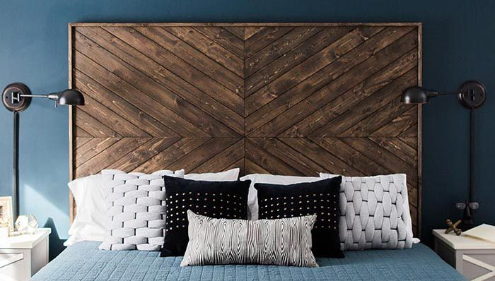Few Tips Before Buying The Right Wood Headboards