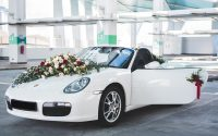 bridal car rental